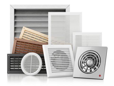 set ventilation